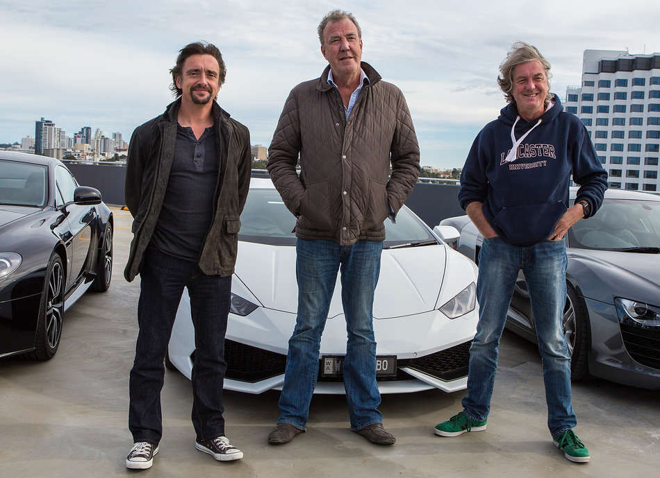 New Top Gear Host Throws Shade At Past It Jeremy Clarkson %name