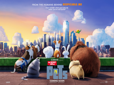 The Secret Life Of Pets: Silly Fun But Far From Purr Fection 6766 5028