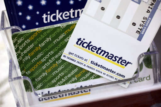 Live Nation Ticketmaster Merger