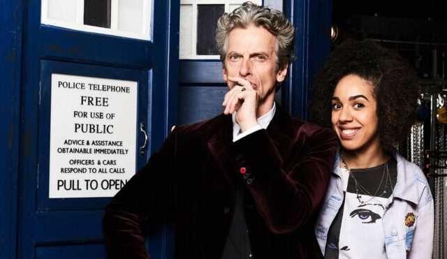 Doctor Who Producers Reveal That The Role Was Offered To A Black Actor 89872381 capaldimackiepa 640x371