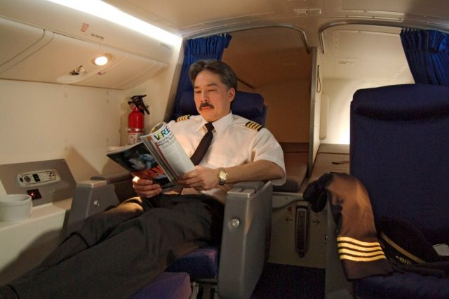 Revealed: The Secret Room On Airplanes Just For Flight Attendants 9w68dCw 640x426