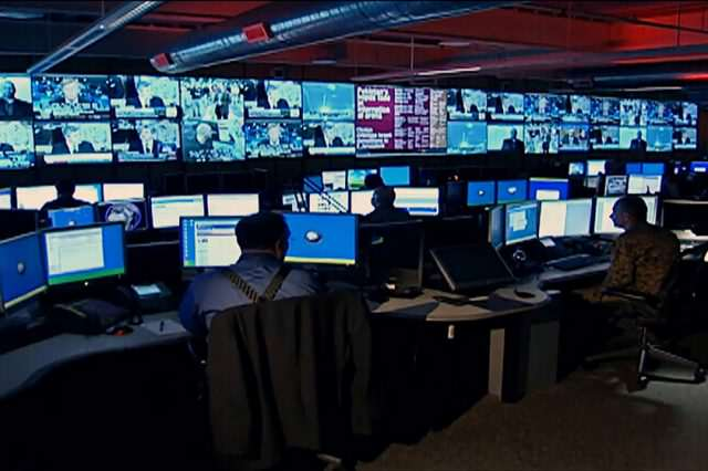 These Crazy Conspiracy Theories Actually Turned Out To Be True A 24 hour watch center at the Defense Intelligence Agency DIA 640x426