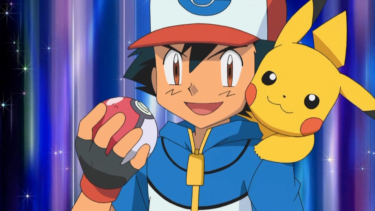 Take This Quiz And Prove Youre A Pokemon Master Ash and Pikachu in Future Episode