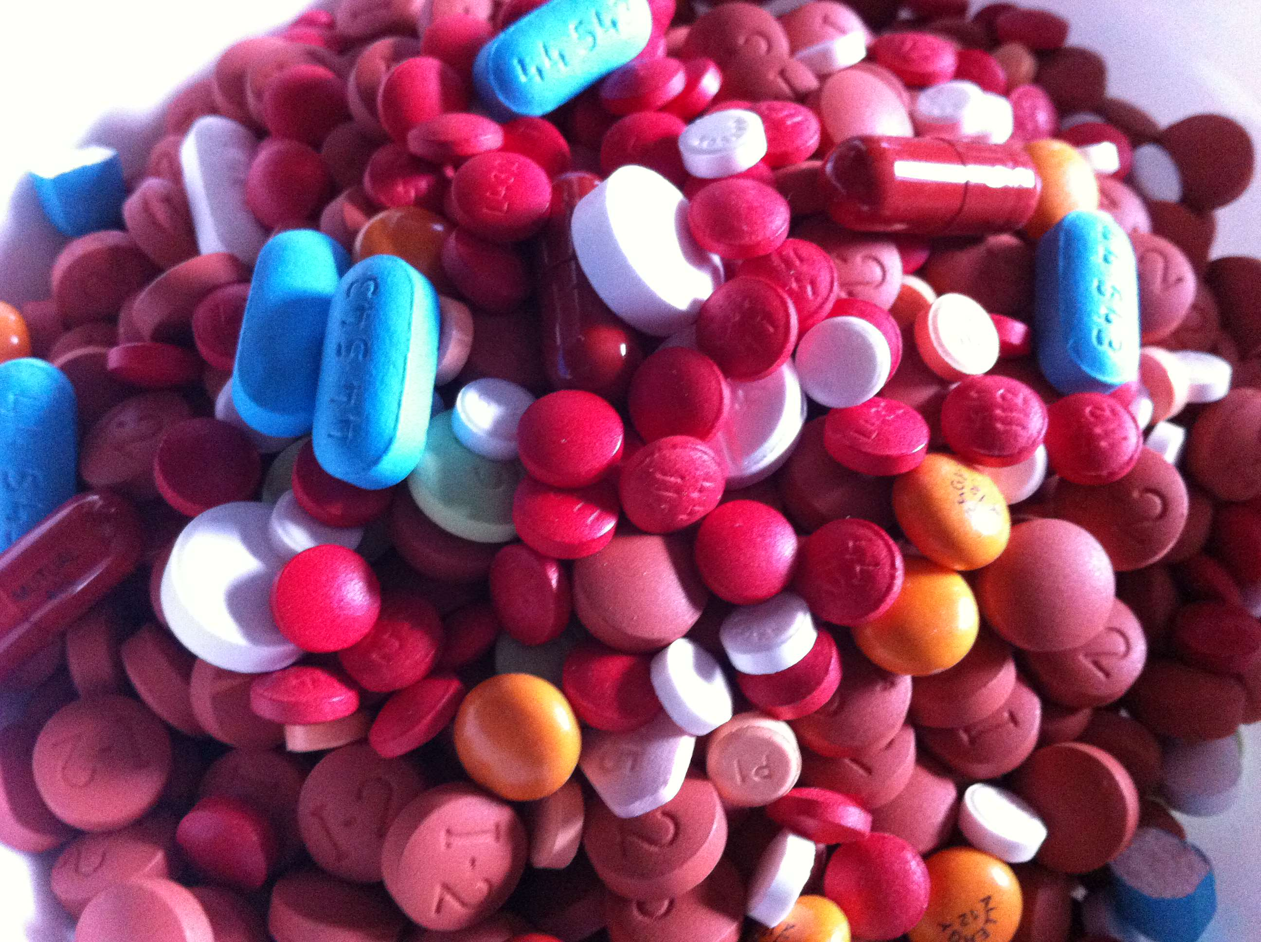 These Are The Countries Which Take The Most Legal Highs Assorted Pills 2