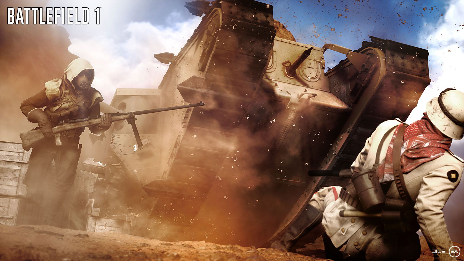 Battlefield 1 Will Be Shown Off At This EA Event In June Battlefield1 Reveal 07.0