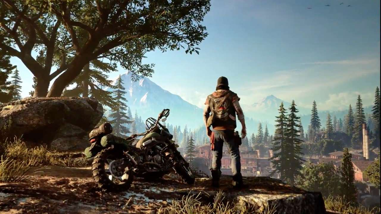 Days Gone Offers Some Ridiculous Ways To Deal With Enemies Days Gone Sony E3 2016 08 1280x720