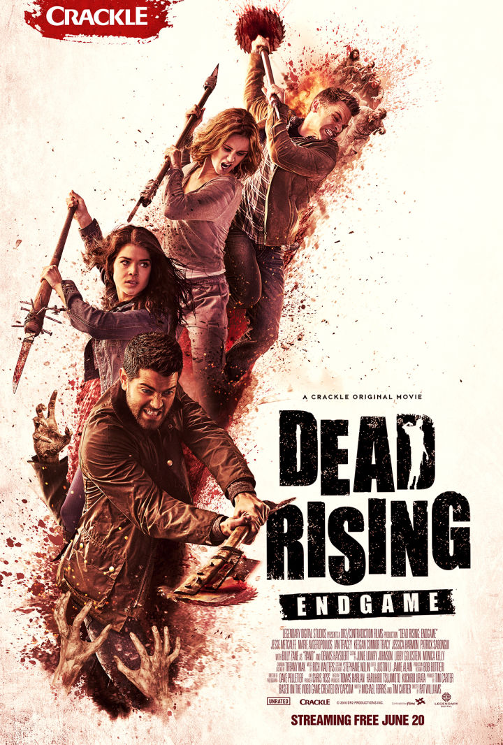 New Dead Rising Movie Gets Debut Trailer And Poster DeadRisingEGMB R2 StreamingJune 720x1066