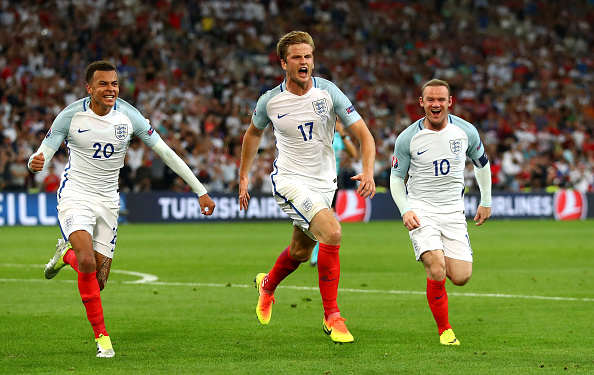 Twitter Erupts As Classic England F*ck Up Hands Russia A Point Dier Getty