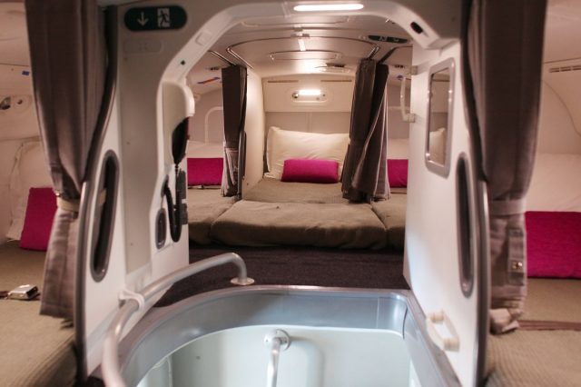 Revealed: The Secret Room On Airplanes Just For Flight Attendants EWfY8Q9 640x426