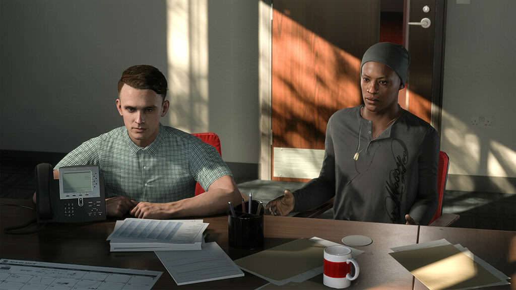 EA Announce FIFA 17 Story Mode The Journey FIFA 17 The Journey Alex Hunter Managers Office 2