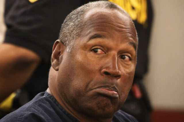 OJ May Have Secretly Fathered One Of The Kardashian Girls GettyImages 168674927 640x426