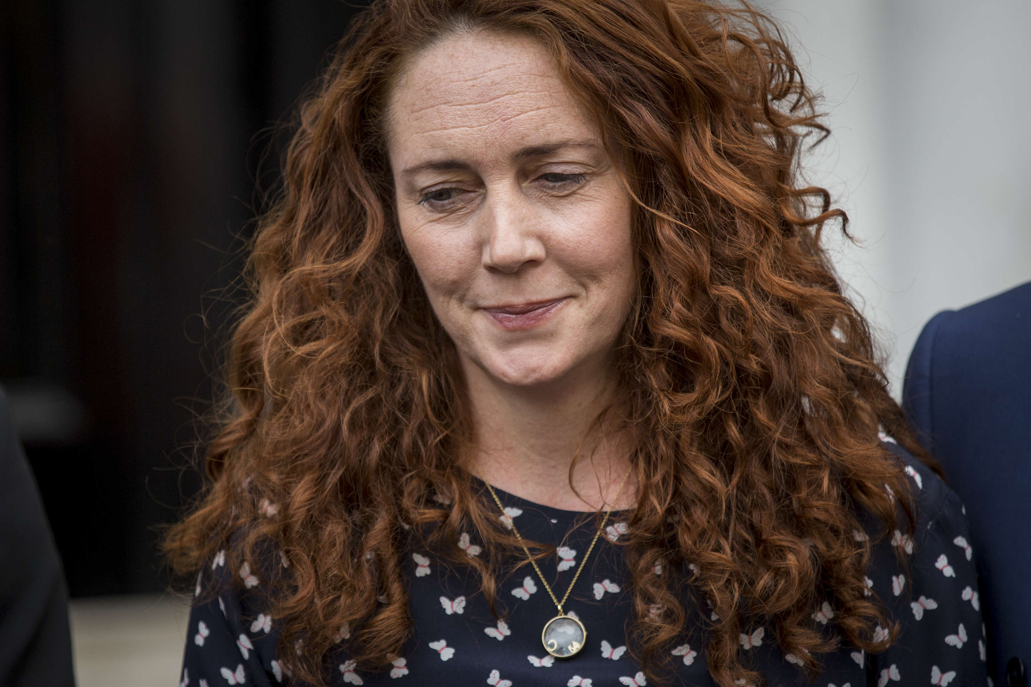 Rebekah And Charles Brooks Make Statement After Being Acquitted Of Phone Hacking