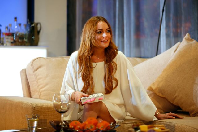 Lindsay Lohan Live Tweeted EU Referendum, It Went As Youd Expect GettyImages 456395810 640x426