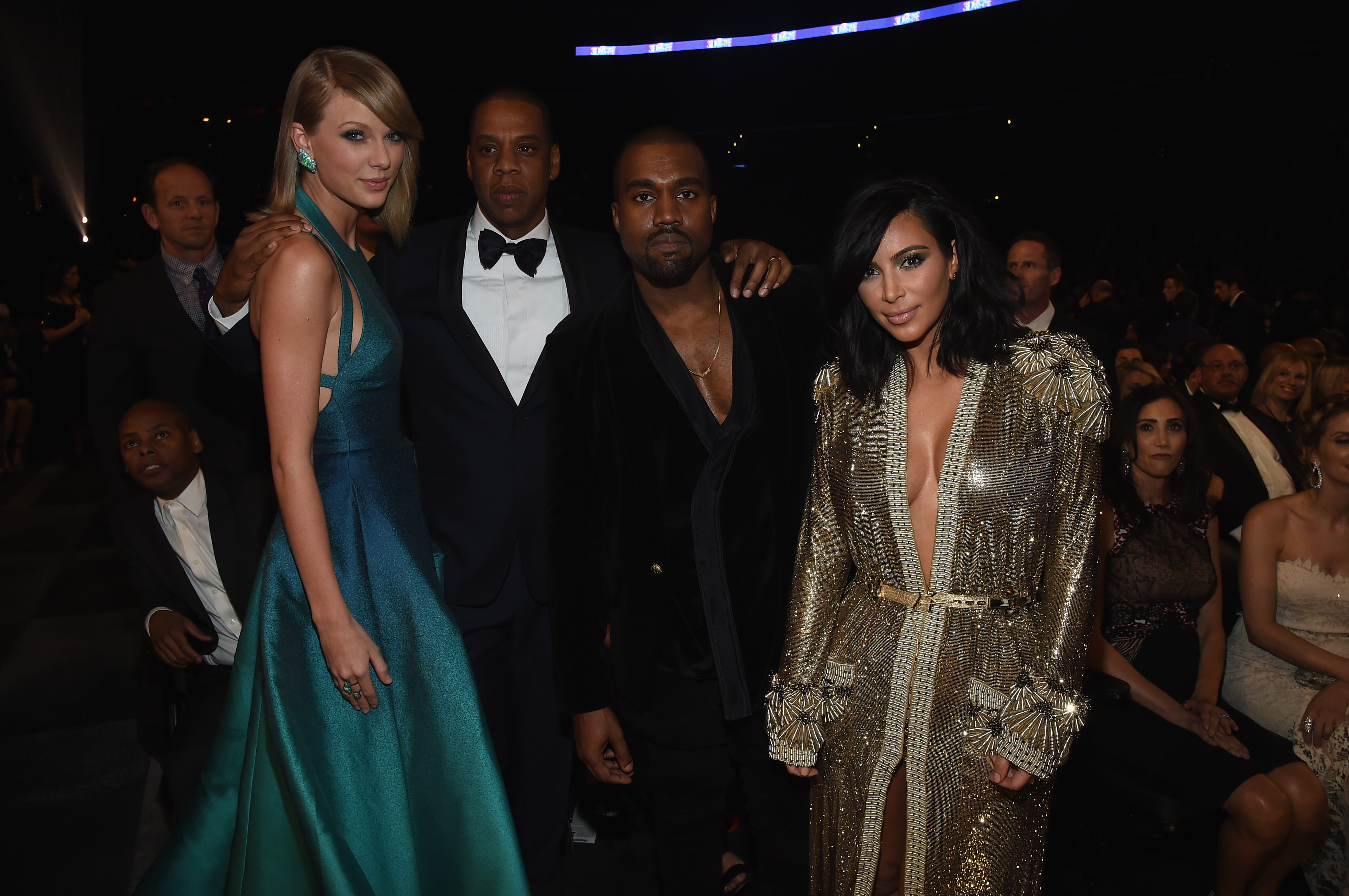 The Kanye West Taylor Swift Feud Has Just Got A Whole Lot Worse GettyImages 463036118
