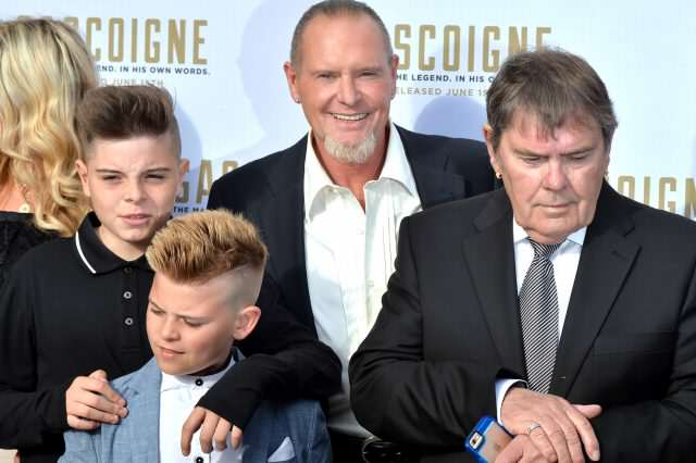 Paul Gascoigne In Hot Water Over Alleged Racist Joke GettyImages 476371250 640x426