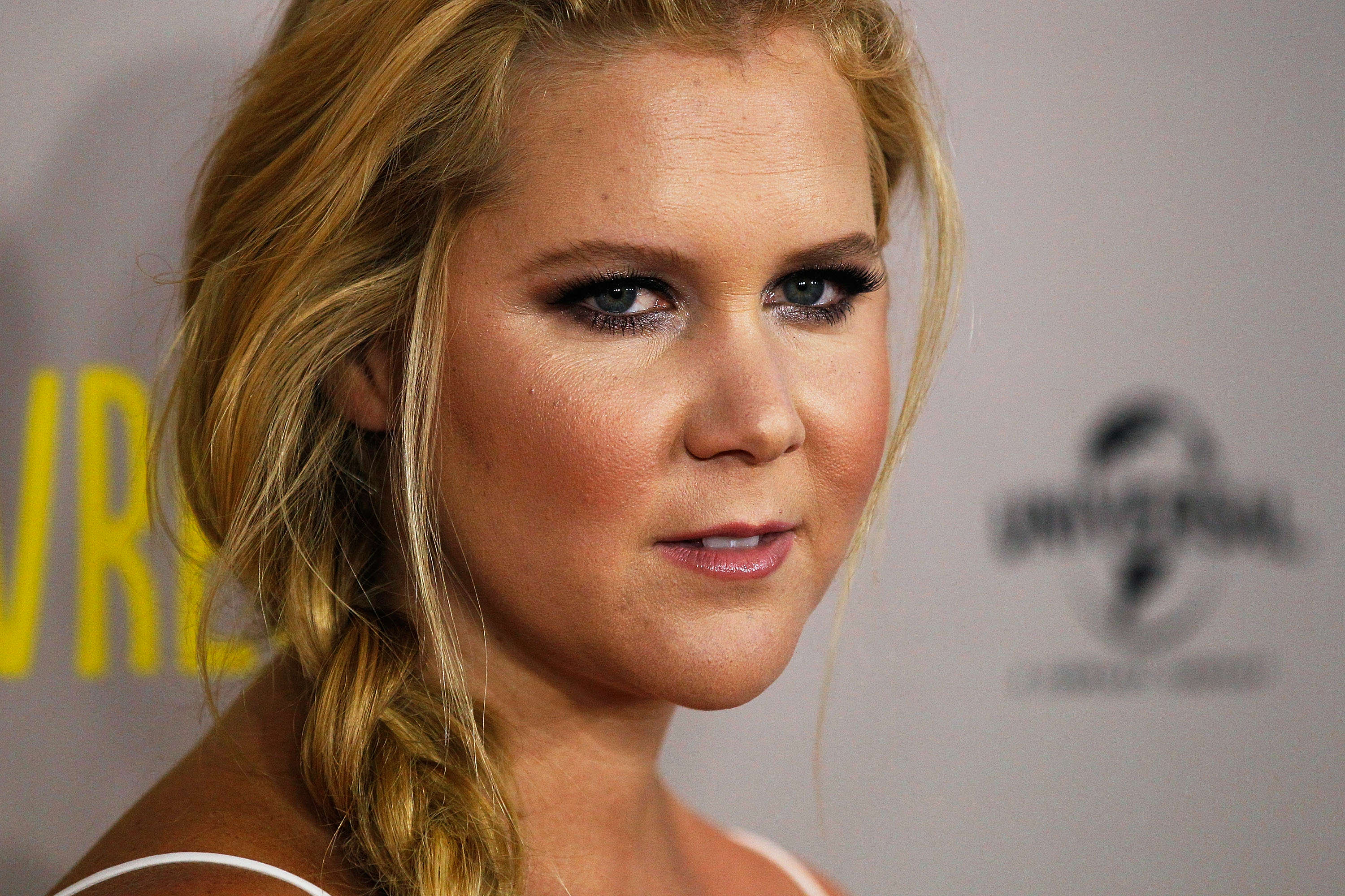 Amy Schumer Just Took Her Knickers Off For A Good Cause GettyImages 481359556