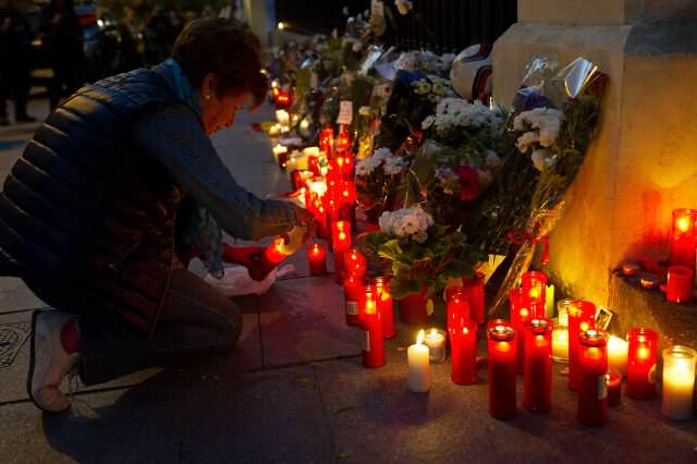 Global Reaction To Paris Terror Attacks