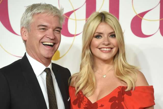 Holly Willoughby Goes On Furious Rant At Britains Most Shameless Mum GettyImages 497913884 640x426
