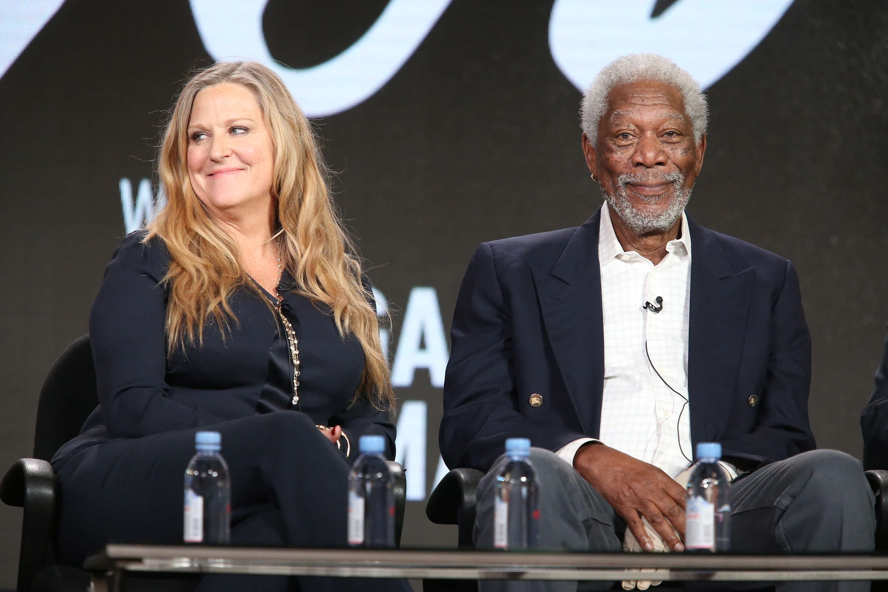 Morgan Freeman Sets Record Straight, Hes Sexist Not Misogynistic GettyImages 503700398