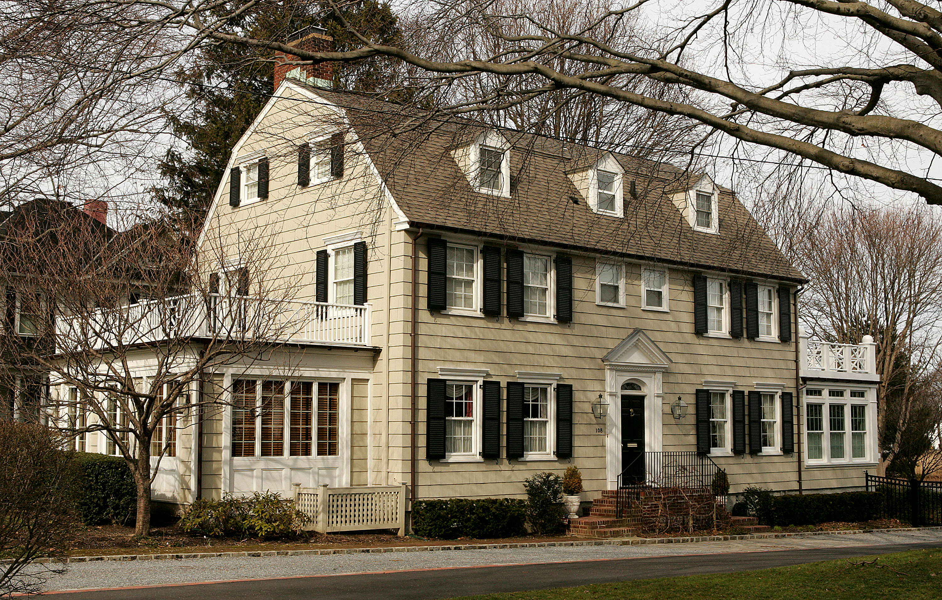The Real Amityville Horror House Up For Sale, Take A Look Inside GettyImages 53314654