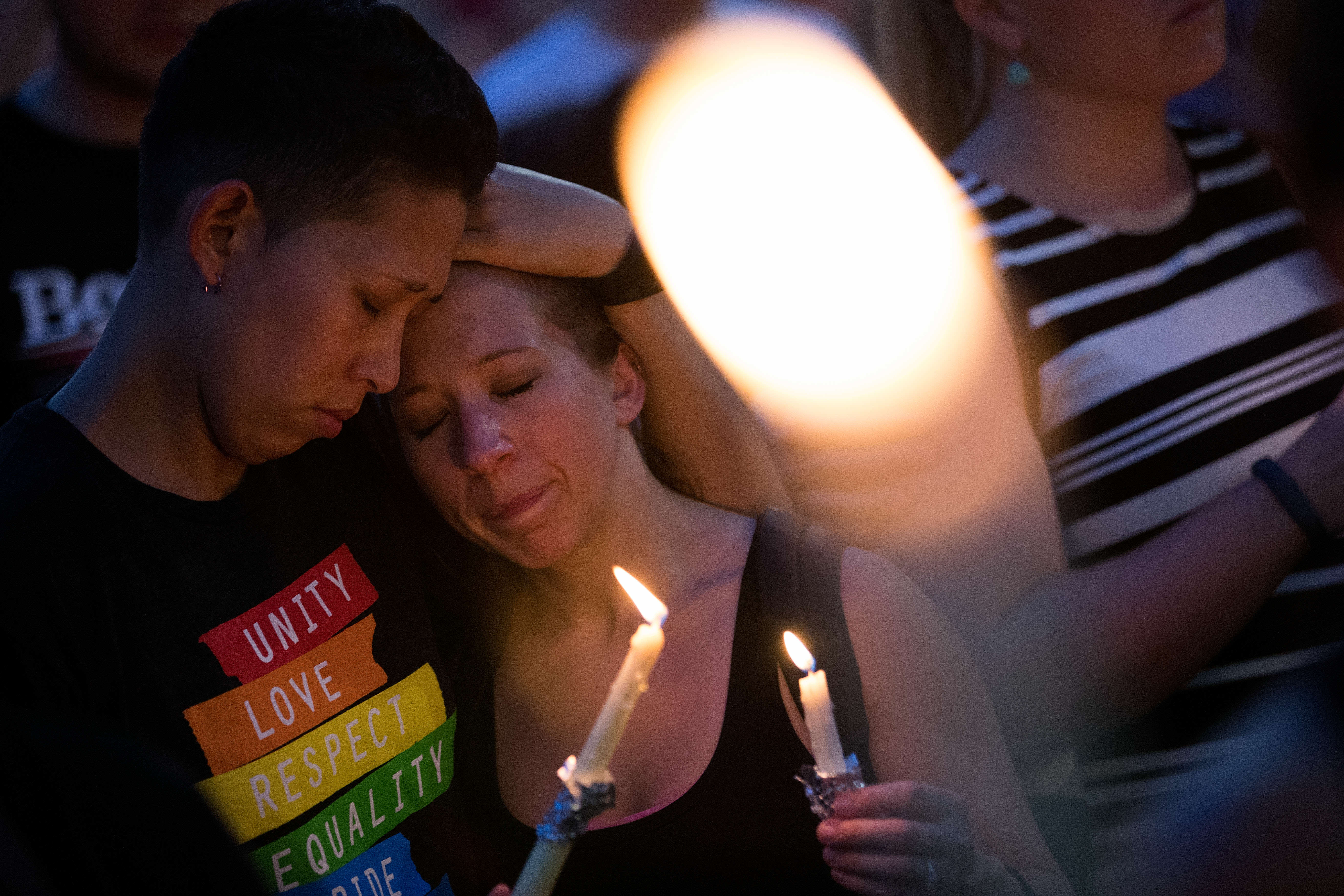 Orlando Gunman Might Have Been Gay, New Evidence Reveals GettyImages 540006724