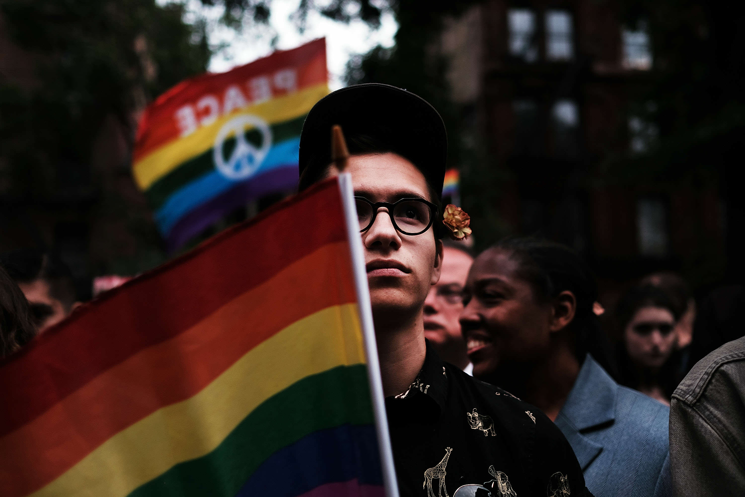 Orlando Gunman Might Have Been Gay, New Evidence Reveals GettyImages 540009624