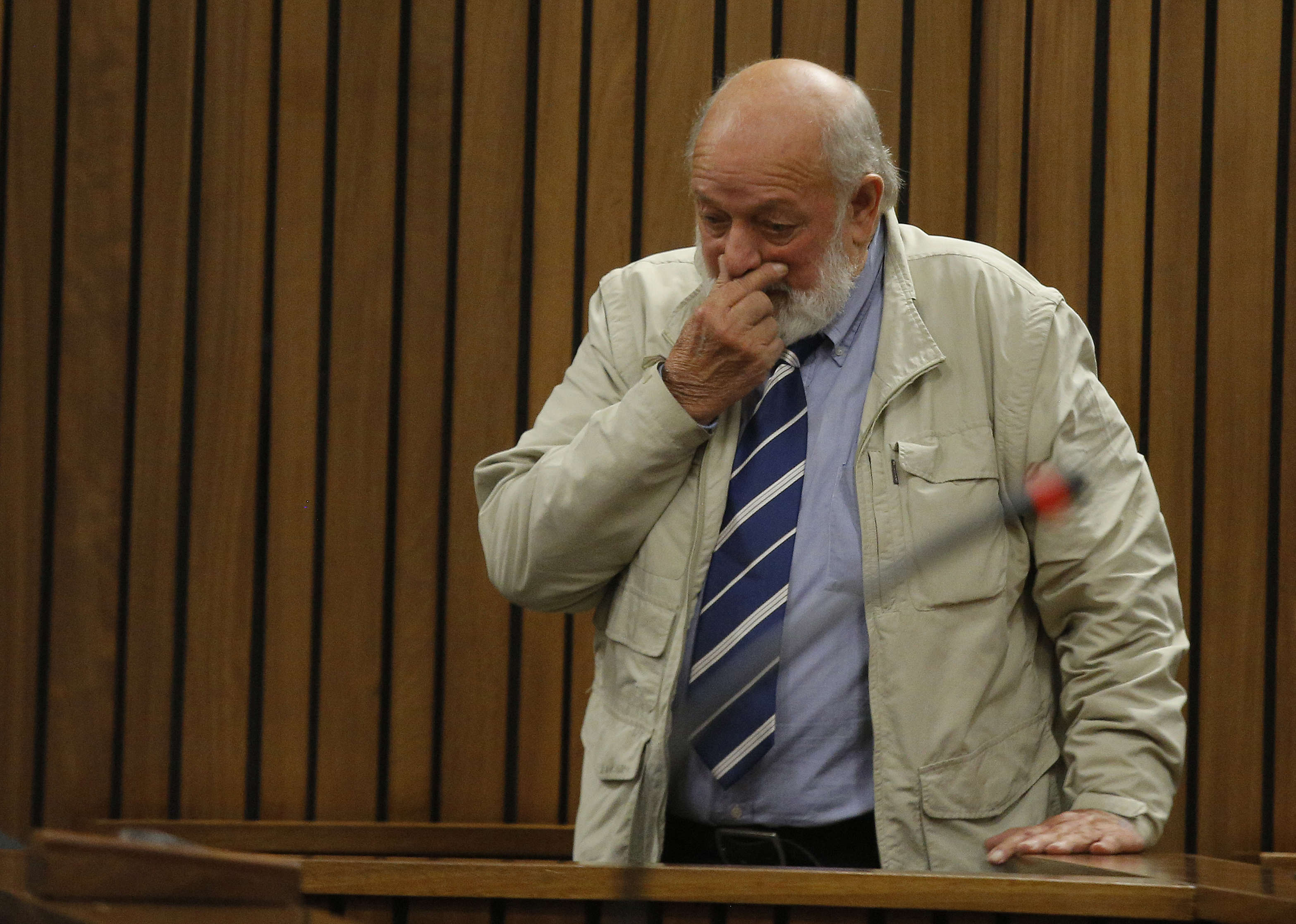 Graphic Photos Of Reeva Steenkamps Body Her Father Wants World To See GettyImages 540053594