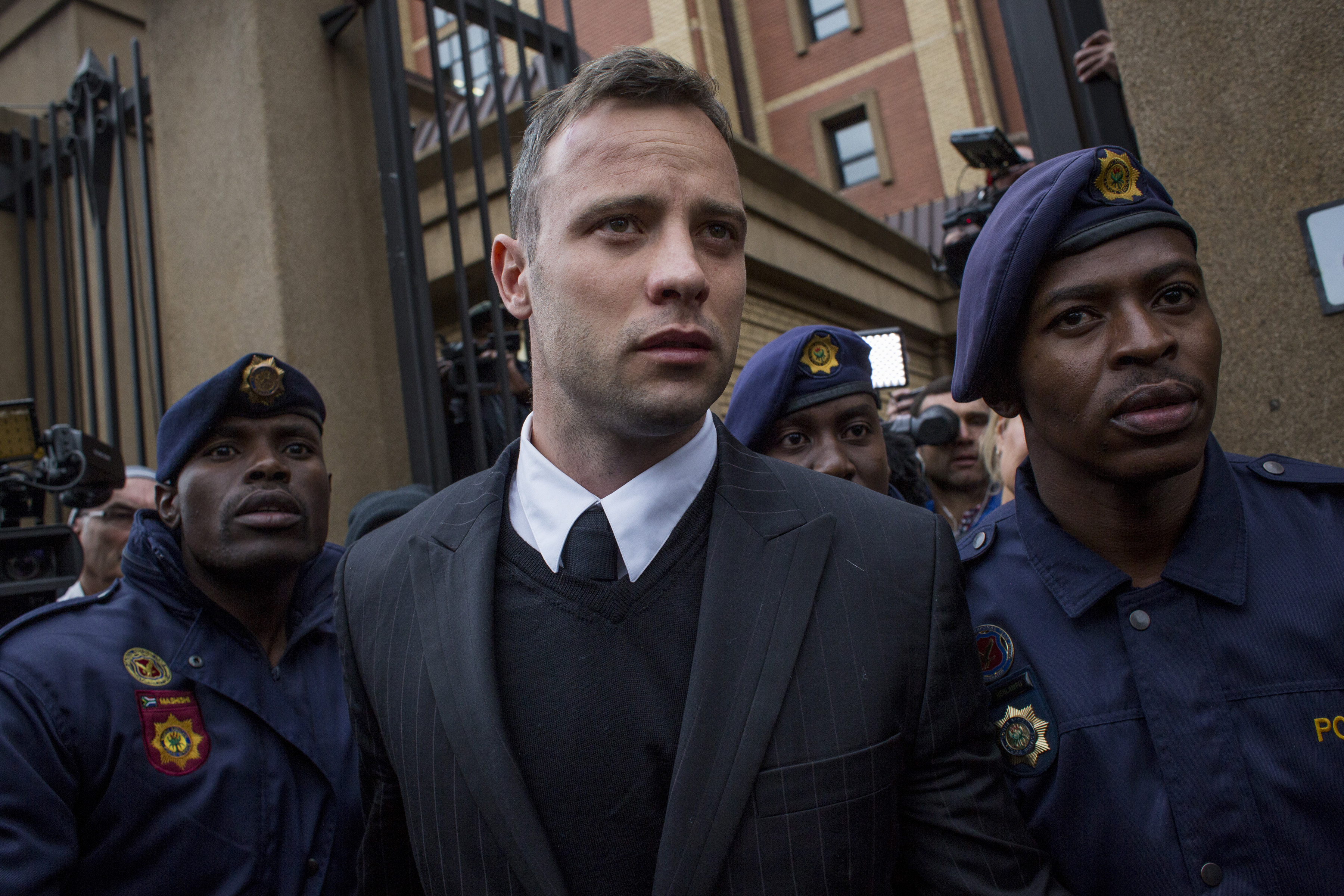 Oscar Pistorius Has Received Some Very Dark Threats Ahead Of Murder Sentence GettyImages 540065128