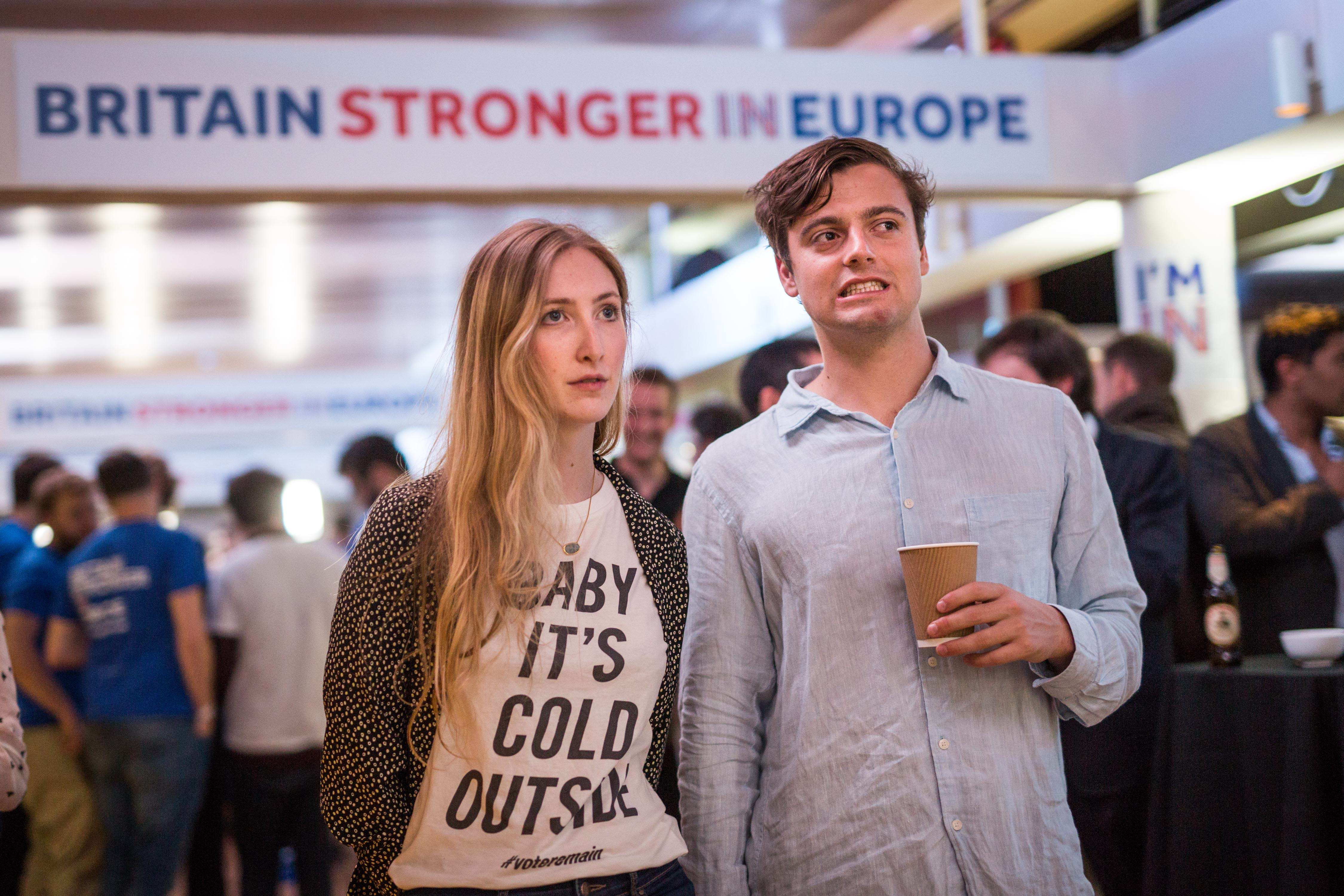 Three Charts Show How Older Voters Screwed Over Young People With Brexit GettyImages 542662872 2