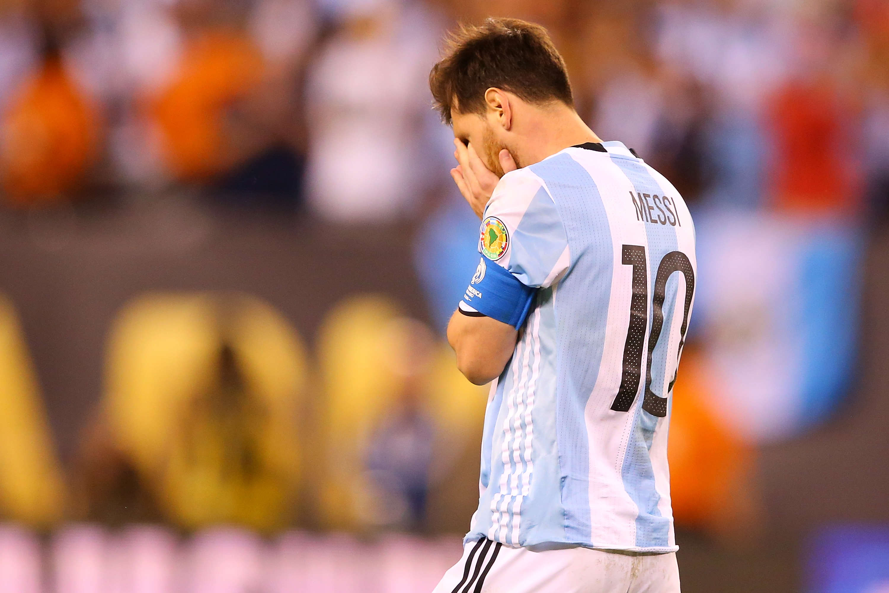 Messi And Co Retire, But All Is Not As It Seems GettyImages 543248604