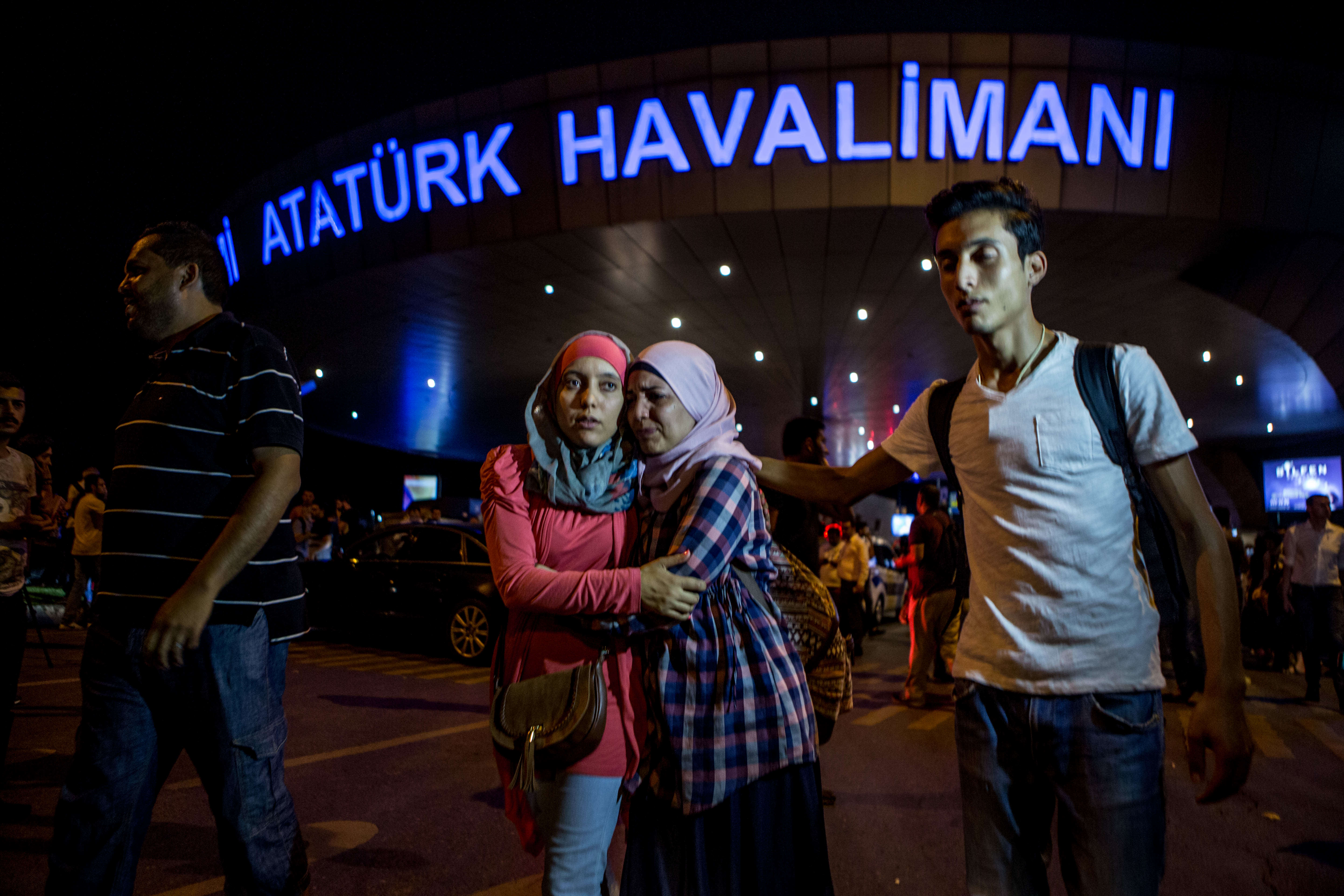 CCTV Footage Emerges As Death Toll Rises In Istanbul Airport Attack GettyImages 543492792