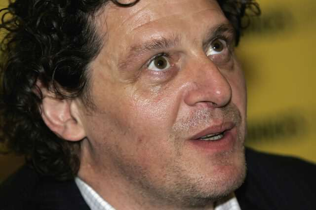Marco Pierre White - book signing