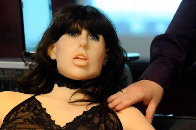 The Rise Of Advanced Sex Robots Could Lead To Performance Anxiety In Men And Women GettyImages 95673755 640x426
