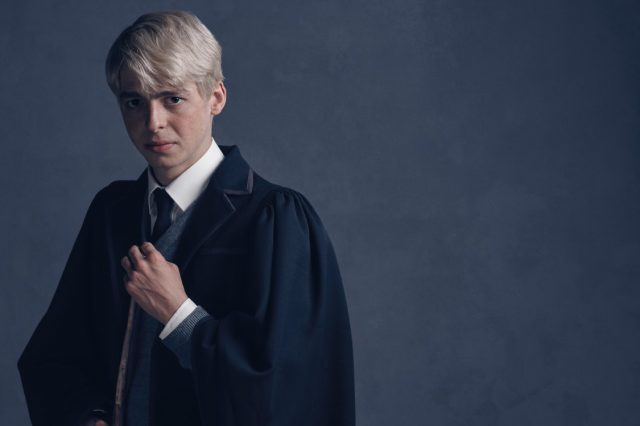 Cast Photos Of Malfoy In New Harry Potter Reveal Dramatic New Look HP 20100 Scorpius FL 640x426