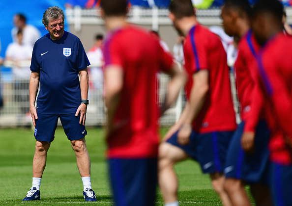 Can You Match The England Players With The Right Facts? Hodgson England Training Getty