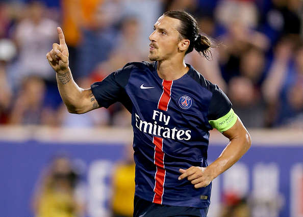 International Champions Cup 2015 - Paris Saint-Germain v ACF Fiorentina