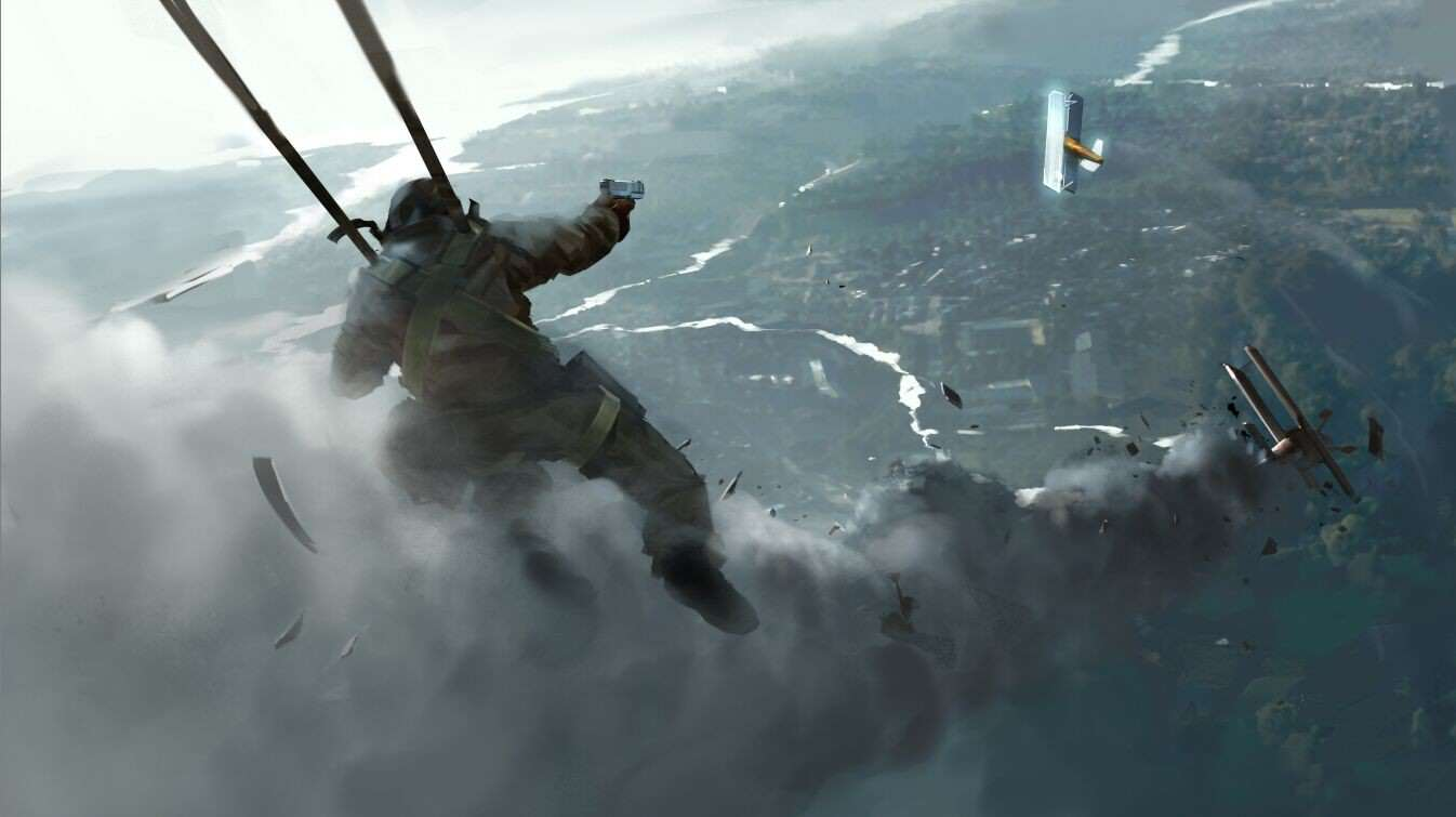 Check Out This Gorgeous Battlefield 1 Concept Art Ie7cd03
