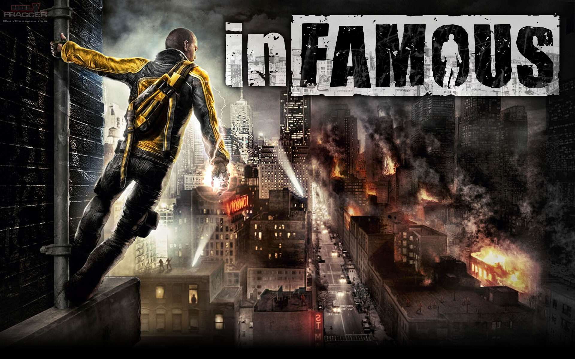 What Makes A Truly Great Superhero Game? InFamous