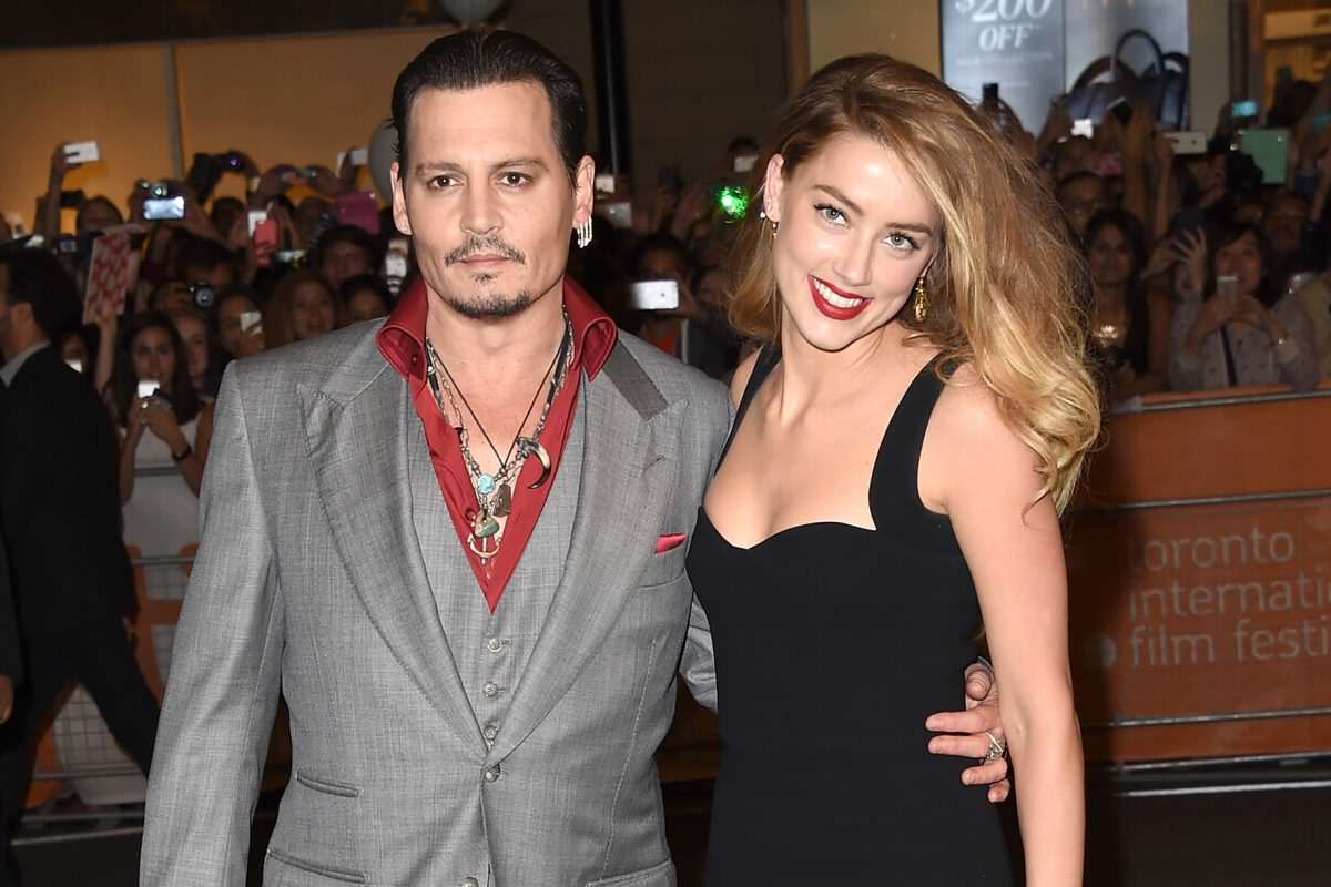 Pistol and Boo Make Depp and Heards Divorce Even Messier Johnny depp amber heard a Getty 1200x800