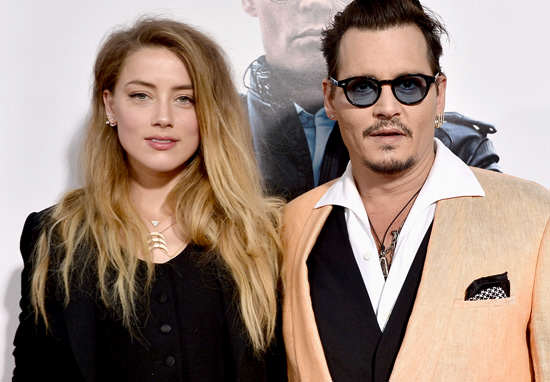 Pistol and Boo Make Depp and Heards Divorce Even Messier Johnny depp amber heard wt Getty