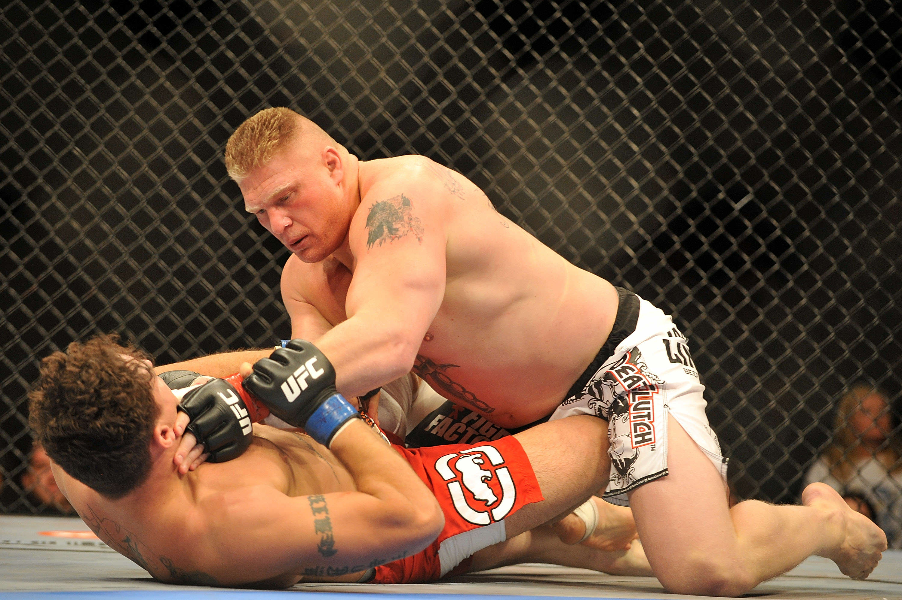 WWE Wants Top UFC Star In Return For Brock Lesnar Lesnar Getty