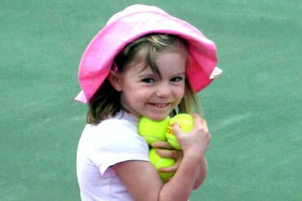 Daughter of Gerry McCann and Kate McCann