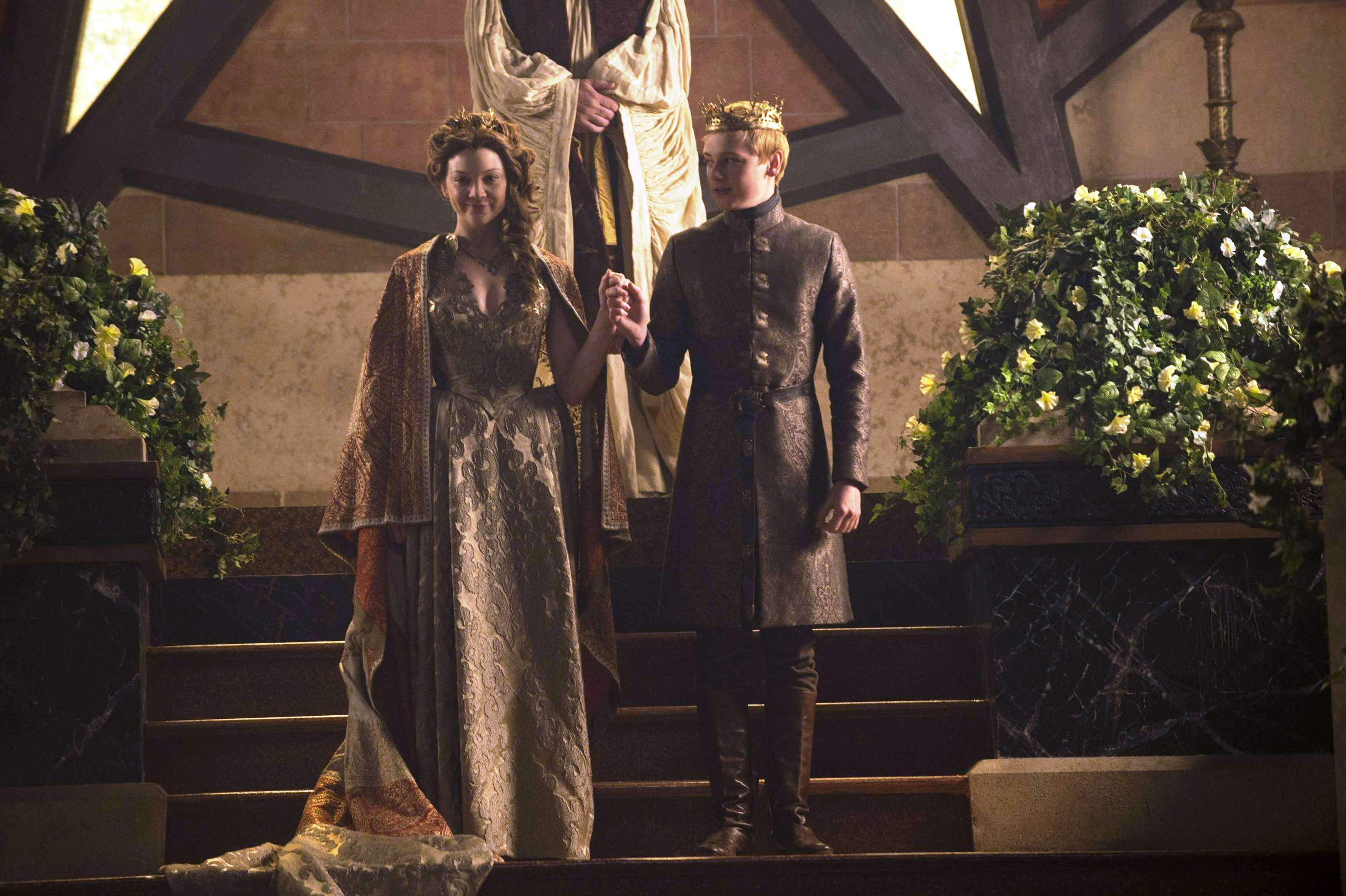 Game Of Thrones Fans Think Theyve Cracked Cerseis Rumour Margaery Tommen Wedding