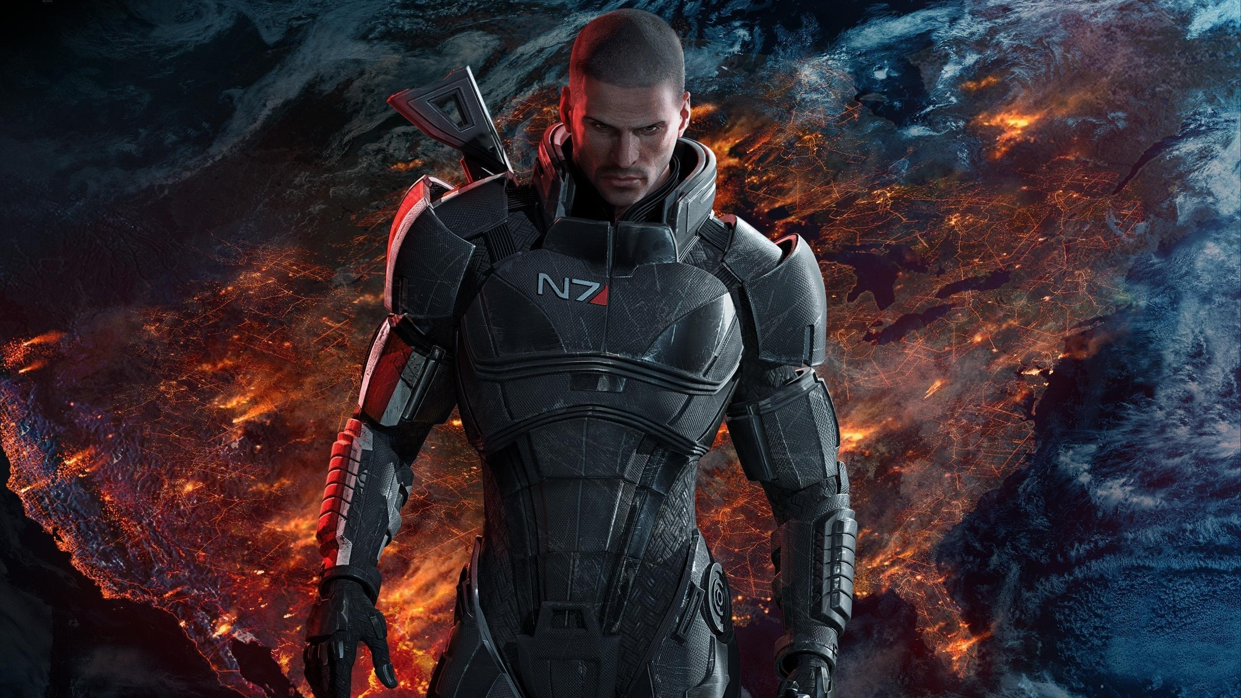Why Mass Effect 3s Endings Wont Impact Andromeda Mass Effect 3
