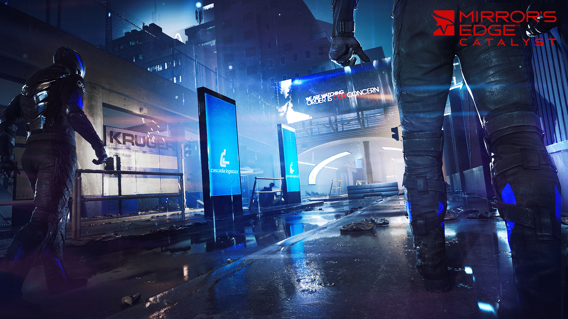 Mirrors Edge Catalyst Doesnt Quite Stick The Landing Mirrors Edge Catalyst 1