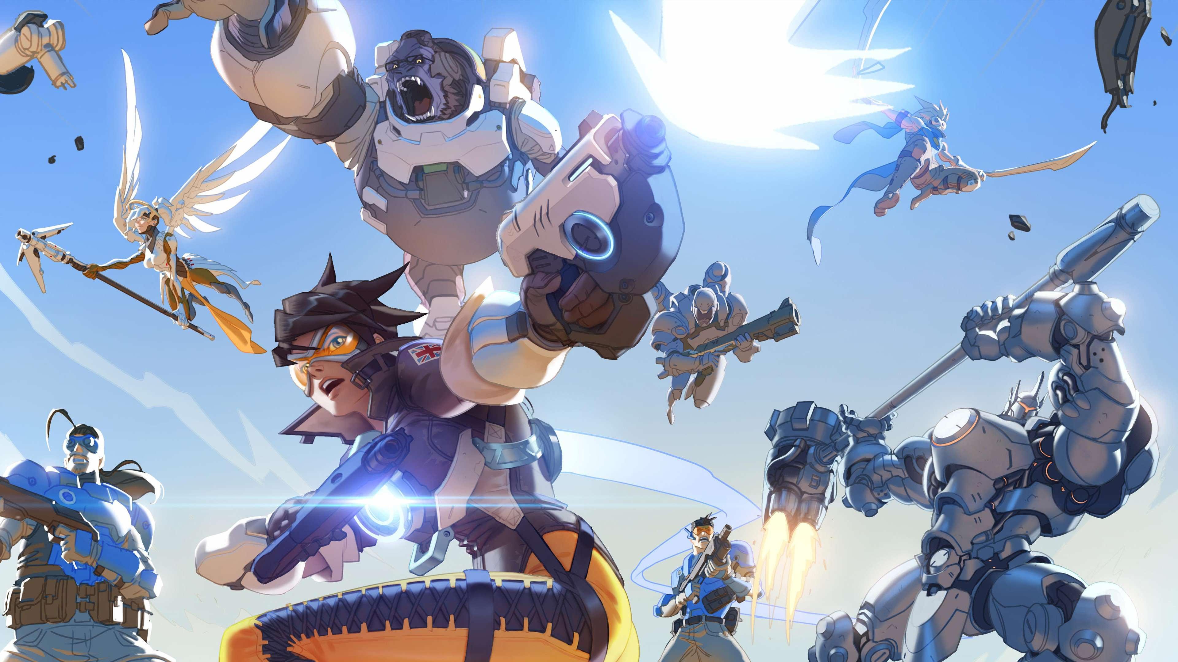 Blizzard Planning To Nerf Key Overwatch Character OW