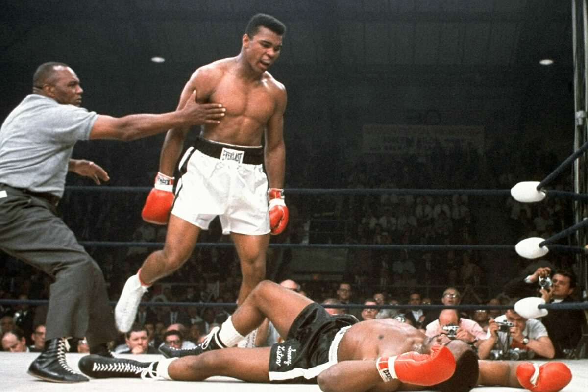 Best Quotes From Muhammad Ali, The Man Who Invented Trash Talk PA 22023551 1200x800
