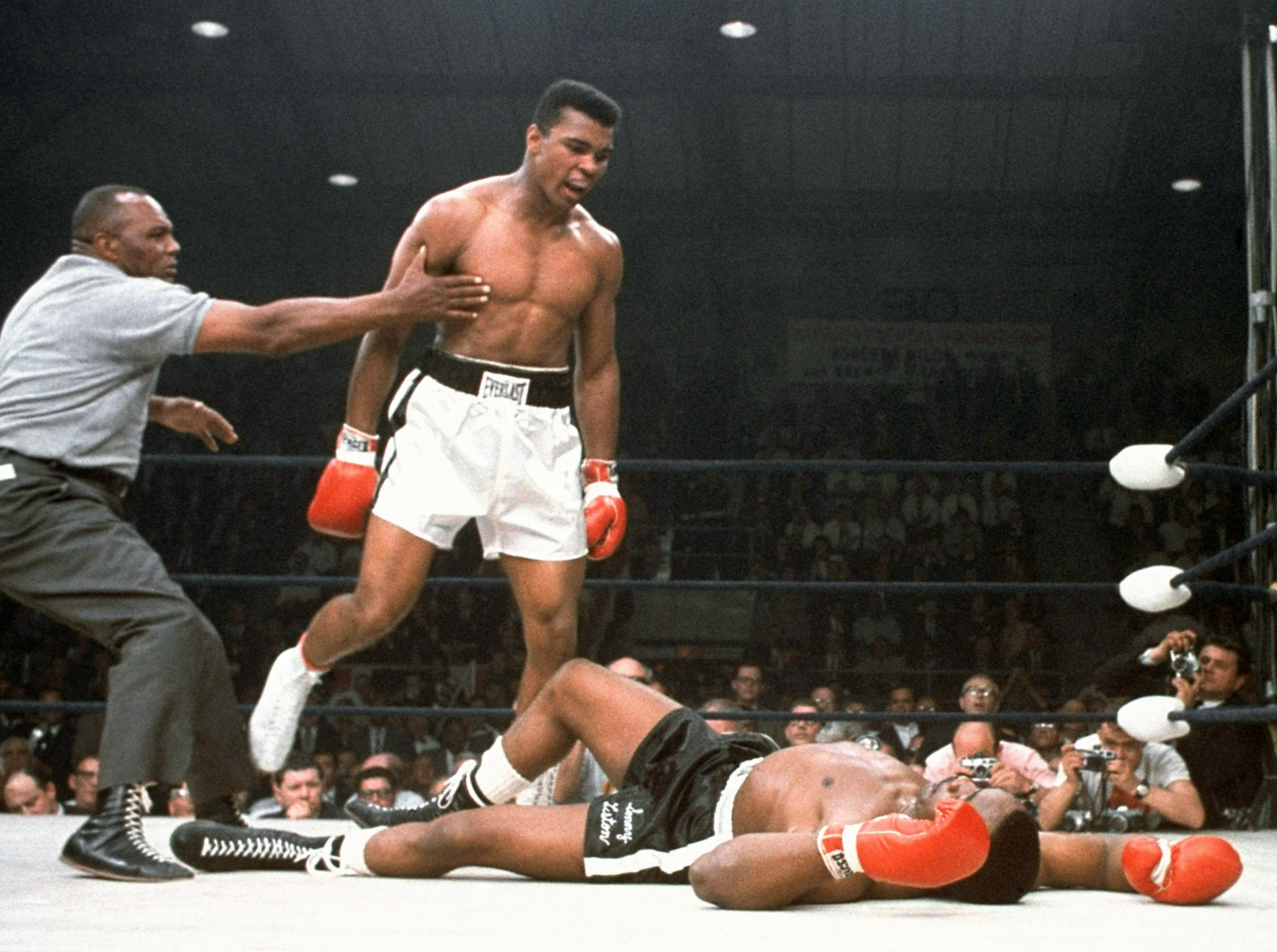 The Greatest, Muhammad Ali, Has Died Aged 74 PA 22023551