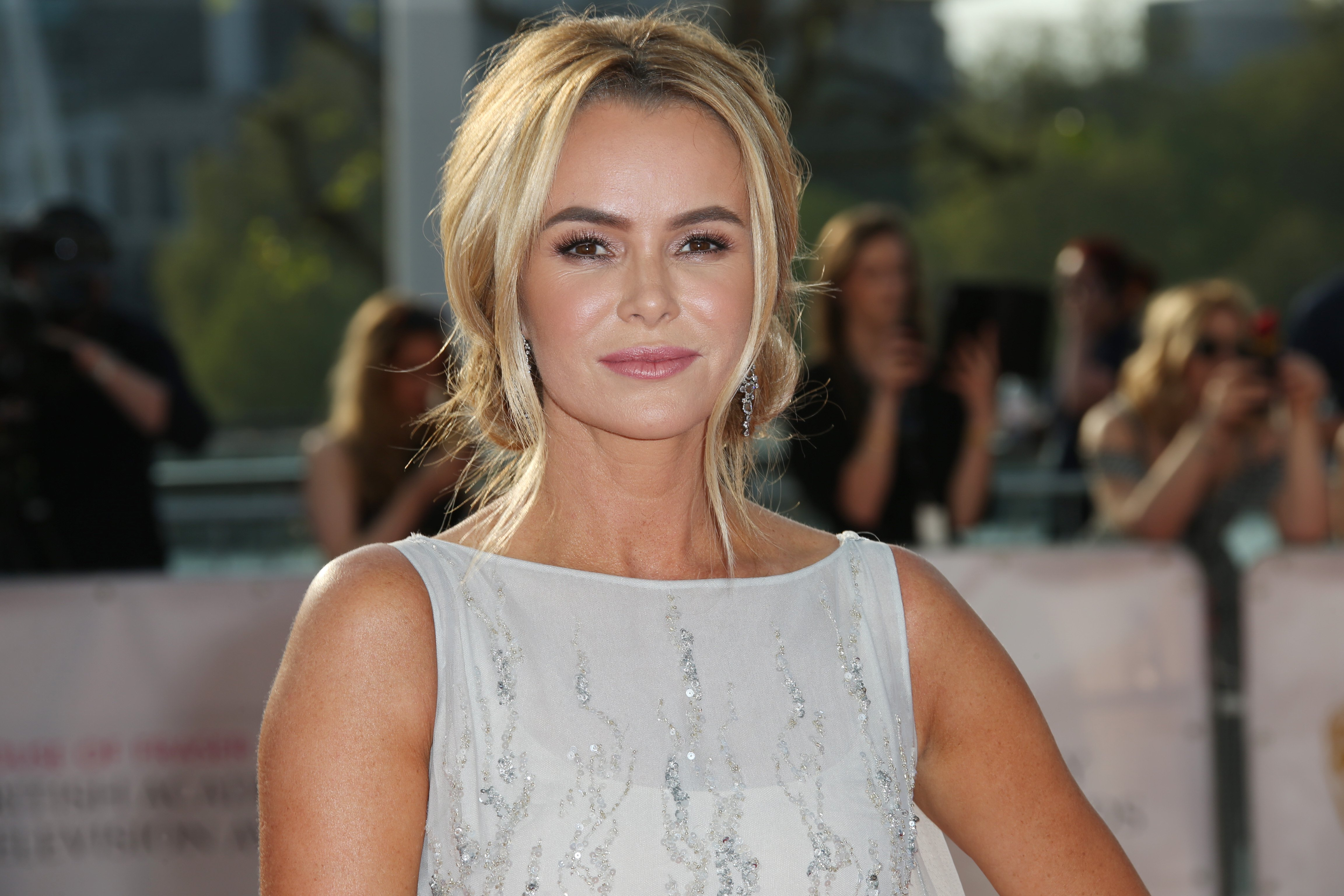 Amanda Holden Forced To Delete This Bikini Shot After Photoshop Accusations PA 26272317
