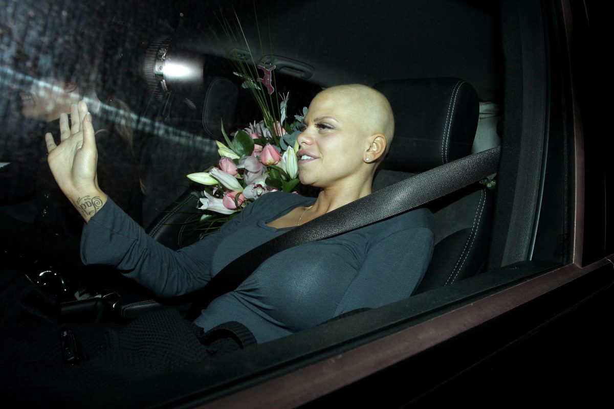Jade Goody - Wedding